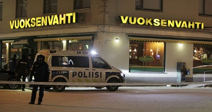 pA lone gunman shot dead a local official and two journalists, all of them women, in a night-time attack Saturday in a small town in Finland, a country with one of the highest rates of gun...