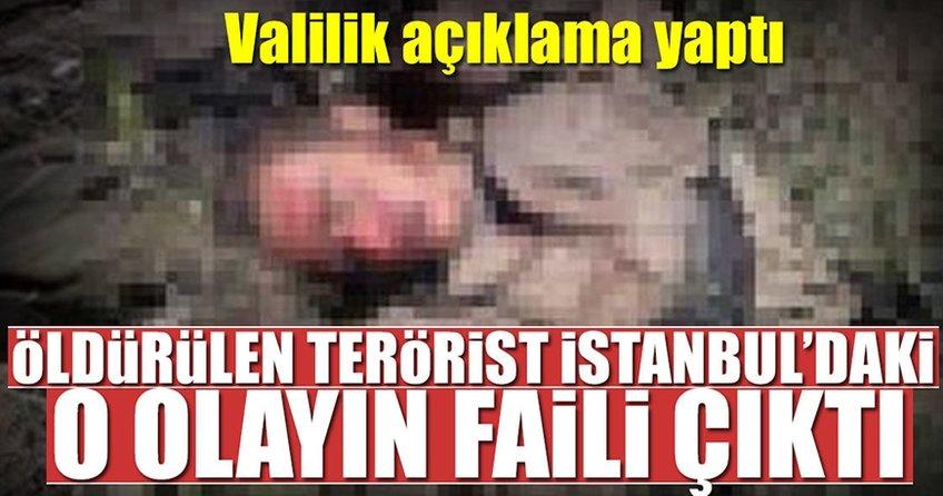 Öldürülen PKK'lı terörist cinsel istismarcı çıktı