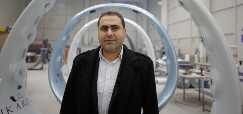 TURKISH FIRM DEVELOPS DISINFECTANT DEVICE TO AID IN FIGHT AGAINST DEADLY NOVEL CORONAVIRUS