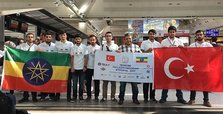 Turkish students arrive in Ethiopia for voluntary work