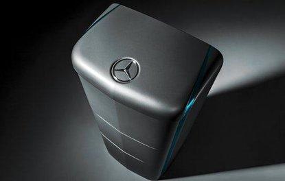 Mercedes-Benz, evlerde kullanılabilecek araç şarj cihazı üretti