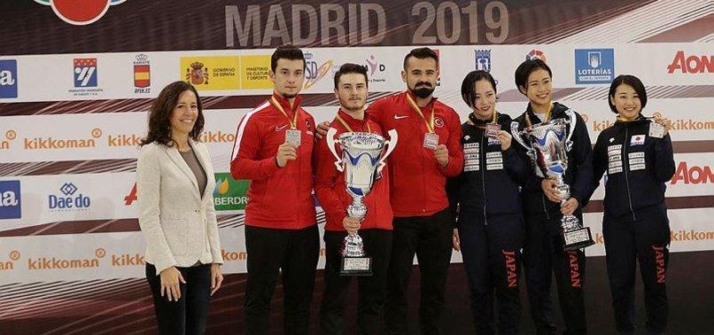 TURKEY WINS 7 MEDALS IN KARATE 1 PREMIER LEAGUE