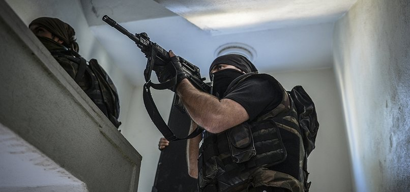 TURKEY RECORDS LARGEST FALL IN TERRORISM ACROSS EUROPE