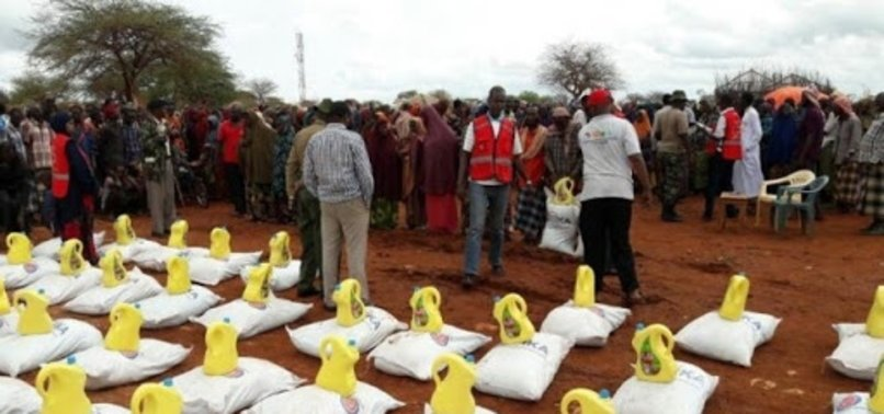 TURKISH AID AGENCY TIKA REACHES OUT TO HUNDREDS OF KENYAN DISPLACED FAMILIES