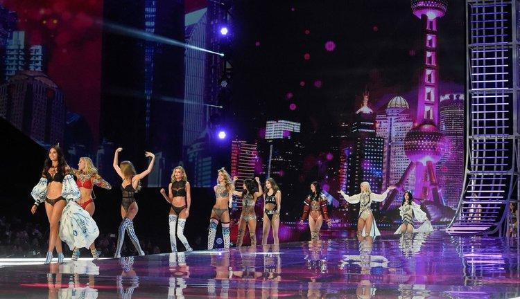 İşte 2018 Victoria Secret Fashion Show modelleri!