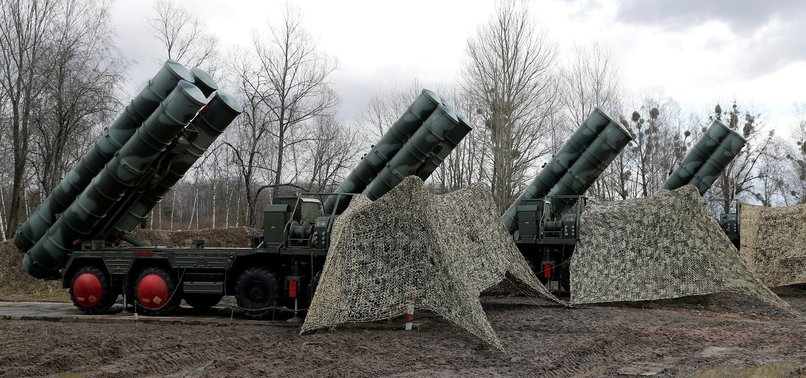 US CLINGS TO THREATENING RHETORIC OVER S-400 MISSILE SYSTEM PURCHASE FROM RUSSIA