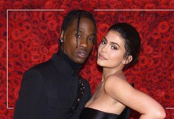 Kylie Jenner ile Travis Scott nişanlandı mı?