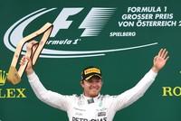 Nico Rosberg retires from Formula 1 as world champion