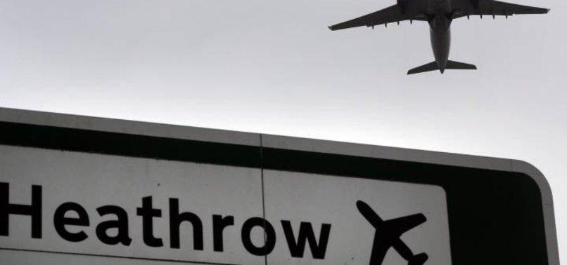UK POLICE ARREST TERROR SUSPECT AT HEATHROW AIRPORT