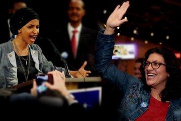 ABD'de 'tarih yazan' iki Müslüman kadın