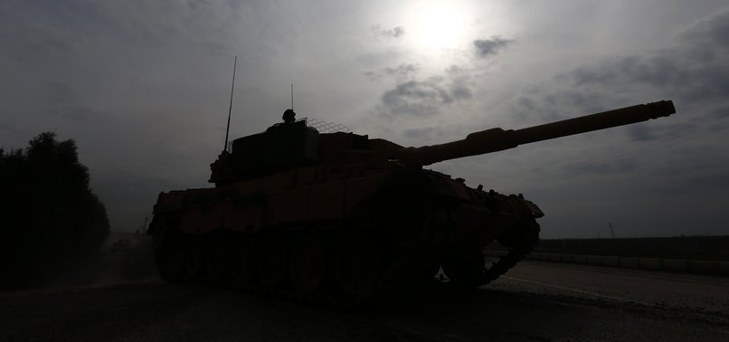 MORE THAN 340 YPG TERRORISTS KILLED SO FAR IN TURKEYS AFRIN OP, MILITARY SAYS