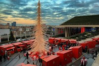 It is already time to start holiday shopping and to find unique gift ideas and the New Year Village at Zorlu Center will be the ultimate place for festive shoppers. The most special gifts, creative...