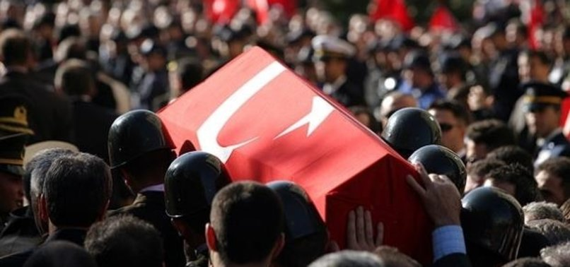 41 TURKISH SOLDIERS MARTYRED SINCE START OF SYRIA OP