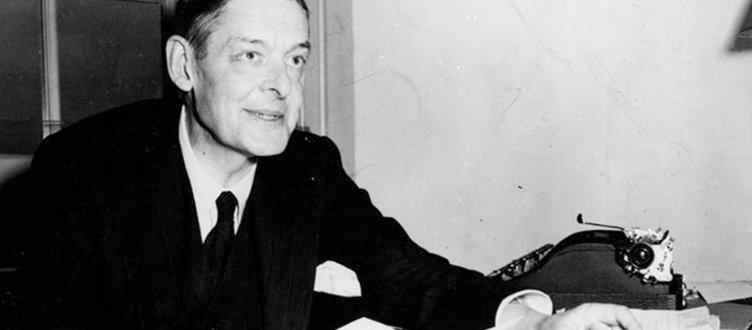 Kelimeleri köpürten şair Eliot'tan hayata ışık tutan alıntılar (12Ocak2019 )