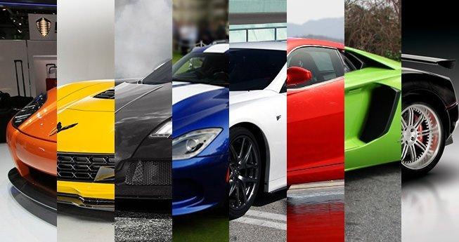 Dünyanın En Hızlı 25 Otomobili Galeri Otomobil 20 Mart 2017