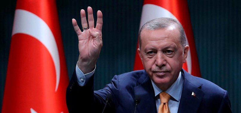 TURKEY'S PRESIDENT CELEBRATES MAWLID, BIRTH OF PROPHET
