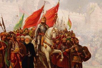 İstanbul'un fethinde zafer kazandıran Şahi Topunun sırrı