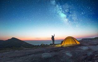 Best spots where you can stargaze in Turkey