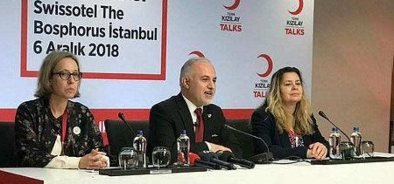 TURKISH RED CRESCENT HOSTS AID GROUP GATHERING