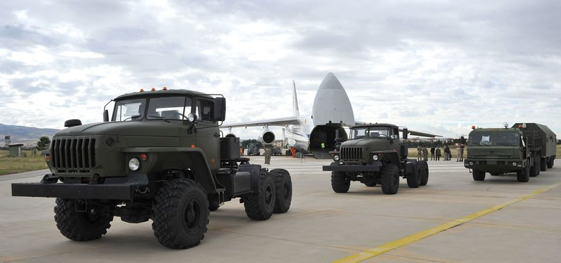 RUSSIAN S-400 HARDWARE DEPLOYMENT CONTINUES, TURKEY SAYS