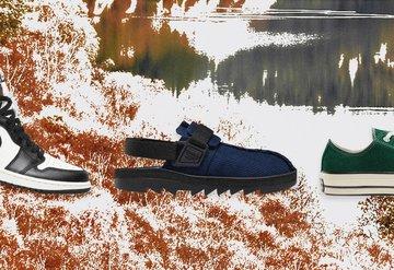 Sonbahar İçin En İyi 10 Sneaker