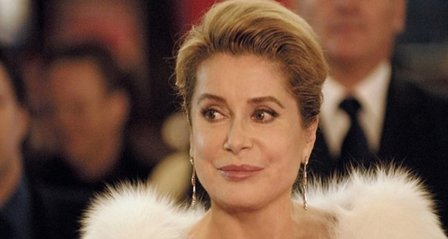 Image result for Age no barrier to success, says timeless French actress, Catherine Deneuve