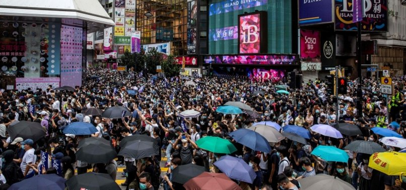 CHINA LEGISLATION ON HONG KONG COULD LEAD TO U.S. SANCTIONS - WHITE HOUSE