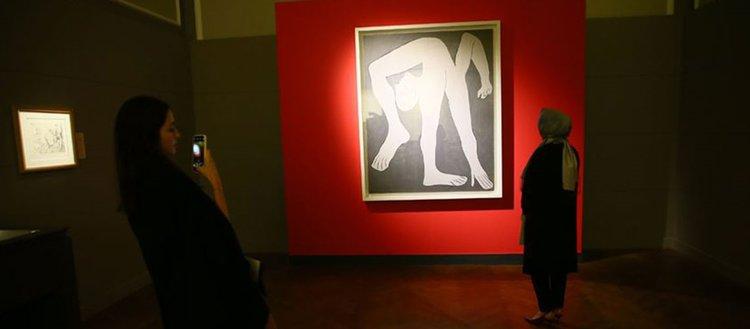 Picasso'nun eserleri İzmirli sanatseverlerle buluşuyor