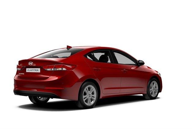 Hyundai Elantra'ya yeni donanım seviyesi: 'Style Plus'