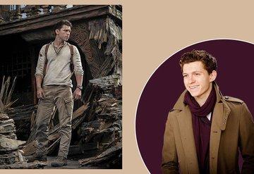 Tom Holland 'Uncharted' Filminden İlk Görseli Paylaştı
