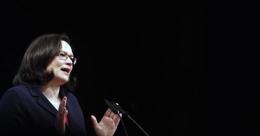 SPD'de kadın ayaklanması