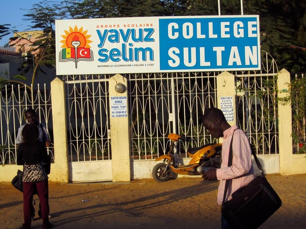 FETu00d6 runs a wide network of schools and institutions across the world. The terrorist group has dozens of schools operating in African countries.