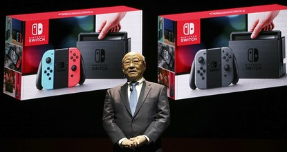 pThe Nintendo Switch video game console will sell for 29,980 yen (about $260) in Japan, starting March 3, the same date as its global rollout in the U.S. and Europe. The Japanese company promises...