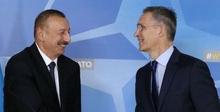 NATO: No military solution to Karabakh conflict