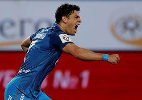 Fenerbahçe'nin sağlık kontrolünden geçirdiği Giuliano, Trabzonspor ile anlaştı!