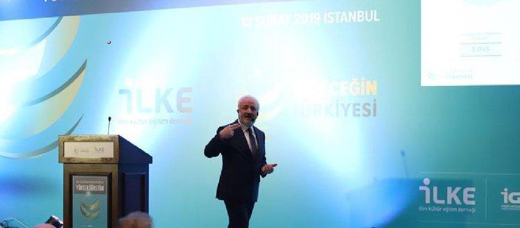'Geleceğin Türkiyesi'nde Yükseköğretim' raporu açıklandı