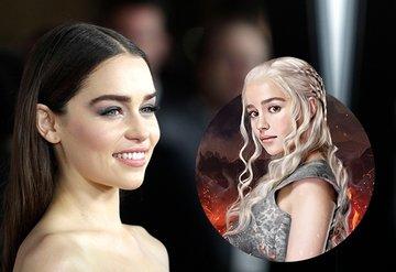 Emilia Clarke: Ağlıyordum sonra dönüp sahneyi çekiyorduk
