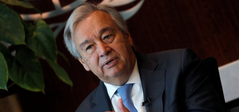 UN CHIEF SAYS COOPERATION WITH VENEZUELA POSITIVE