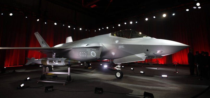 TURKEY TO KEEP MAKING F-35 PARTS THROUGH 2022: REPORT