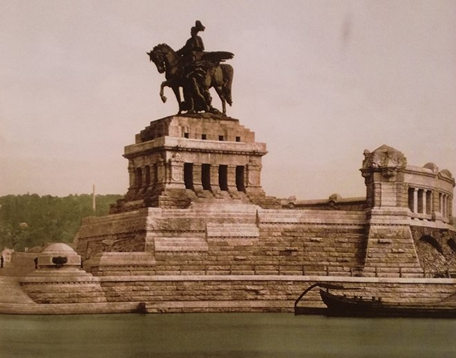 Kayser I. Wilhelm Anıtı, Koblenz