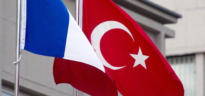 TURKS IN FRANCE SLAM ARMENIAN GROUP'S ANTI-TURKEY CALL