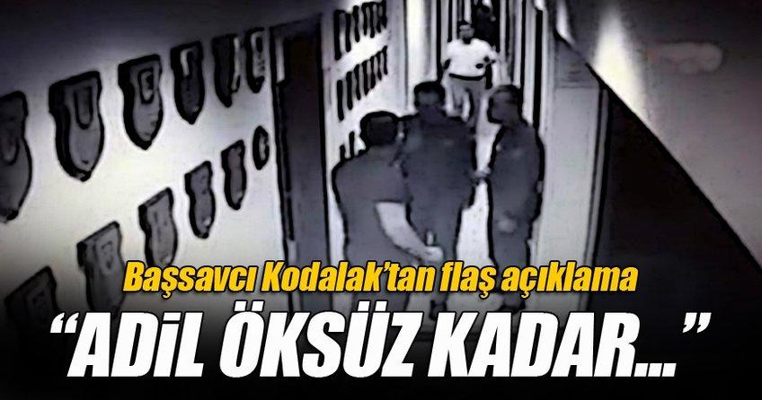 Başsavcısı Kodalak'tan flaş Kemal Batmaz açıklaması