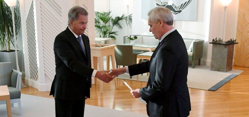 FINLAND'S PRIME MINISTER RESIGNS OVER POSTAL SERVICE DISPUTE