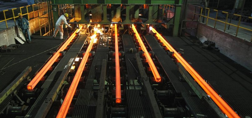 GLOBAL STEEL PRODUCTION UP 4.6 PCT IN 2018