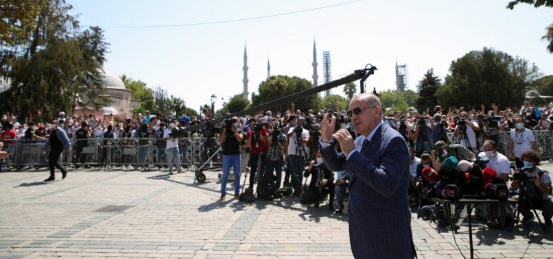 TURKEYS ERDOĞAN CALLS GREEK-EGYPTIAN MARITIME DEAL WORTHLESS