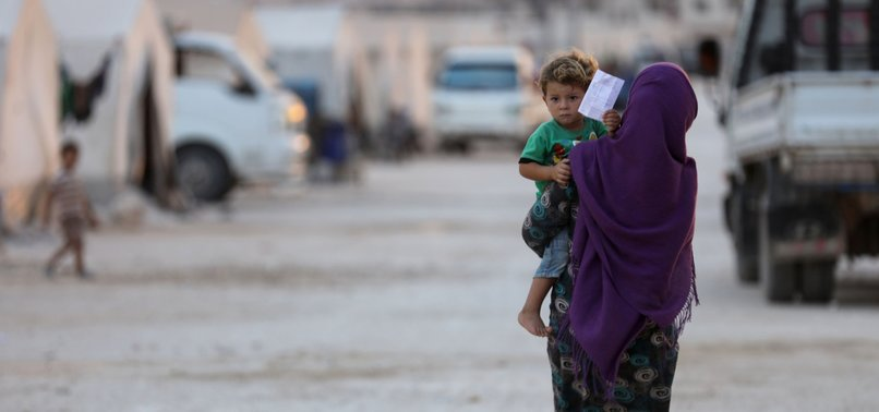 HUNGER LEADS SYRIAN REFUGEE TO COMMIT SUICIDE
