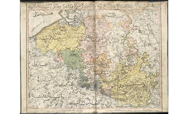 Aşağı Ülkeler: Hanau, Lüksemburg, Brabant, Flanders, Kuzey Fransa
