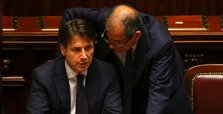 Italian government expecting 9-per-cent fall in GDP this year