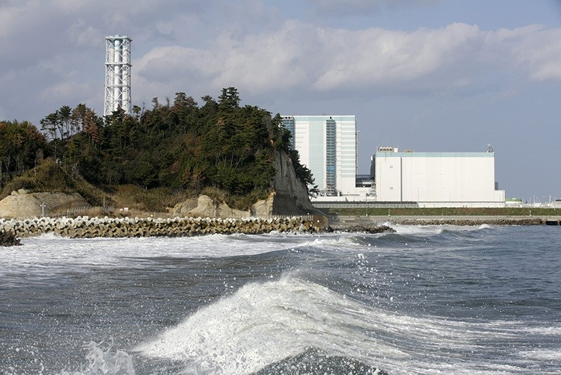 Tokyo Electric Power Company's Fukushima Daini Nuclear Power Plant is seen in Naraha town, Fukushima Prefecture, Japan, Nov. 22, 2016, after a strong earthquake hit northern Japan in the morning. (EPA Photo)