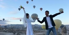 The most beautiful honeymoon spots to celebrate in Turkey